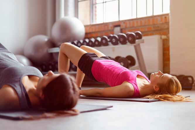 7 лучших упражнений длярельефа