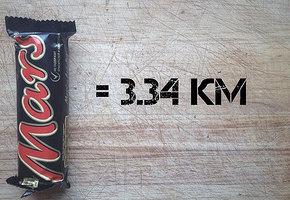 Расплата за фастфуд: сколько километров «стоят» наши любимые сладости