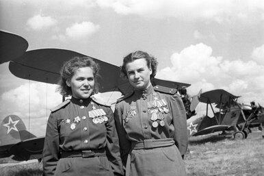 «Ночные ведьмы», или «Дунькин полк»: единственный женский полк Второй мировой