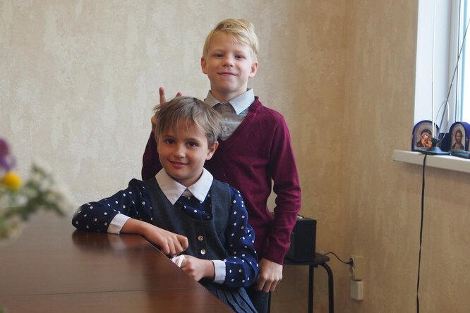 Ксюша и Дима