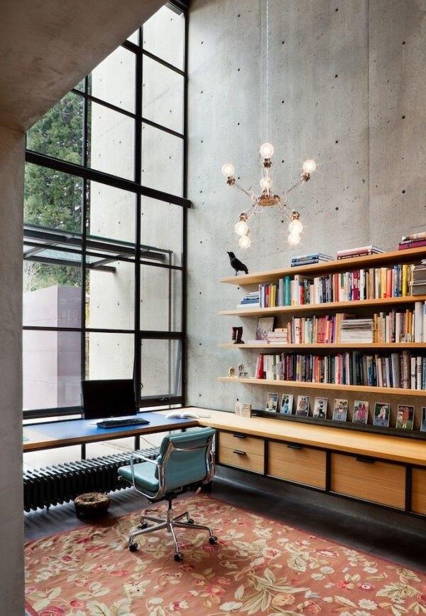 Хоум-офис для творческого человека