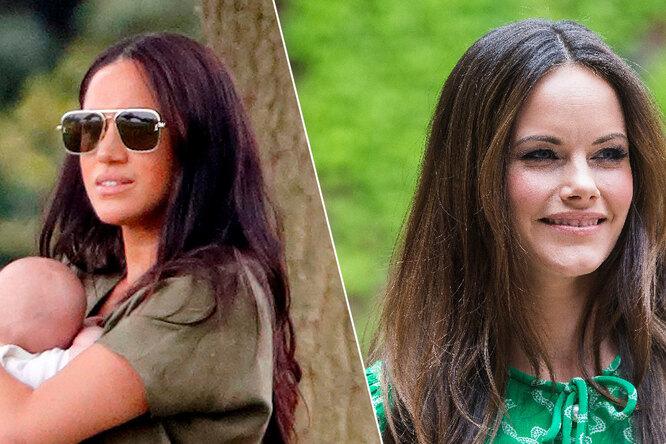 Развязные принцессы: скандалы Меган Маркл, Анны Виндзор идругих