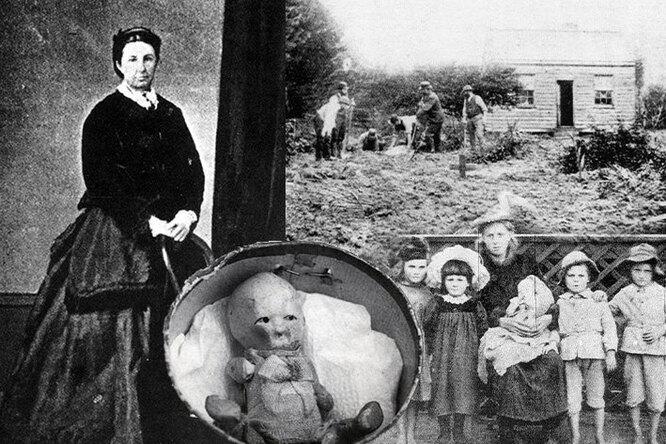 Легенда Минни Дин: единственная женщина, которую казнили вНовой Зеландии