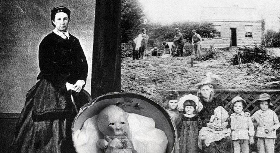 Местная легенда Минни Дин: единственная женщина, которую казнили вНовой Зеландии