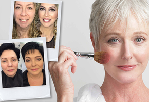 Антивозрастной макияж ДО и ПОСЛЕ: как помолодеть на 15 лет