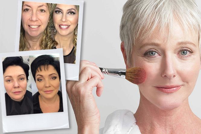 Антивозрастной макияж ДОи ПОСЛЕ: как помолодеть на15 лет