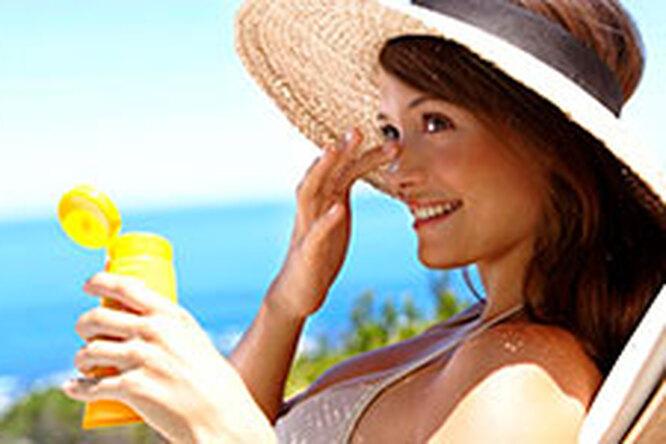 Как выбирать косметику летом?