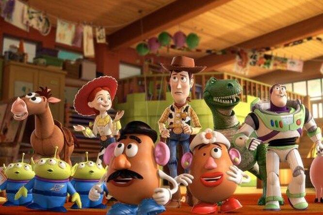 Конкурс от«Истории игрушек!»