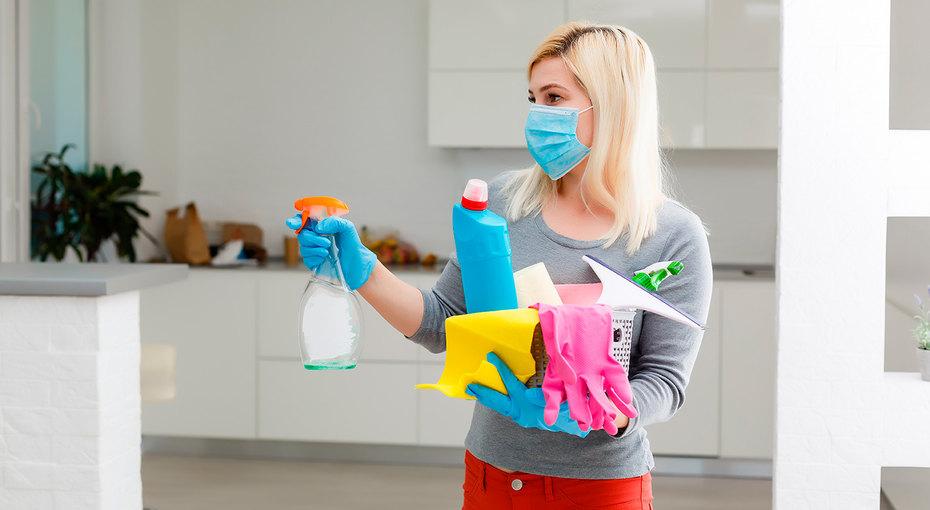 Перекись, спирт или уксус? Какие моющие средства справляются скоронавирусом?