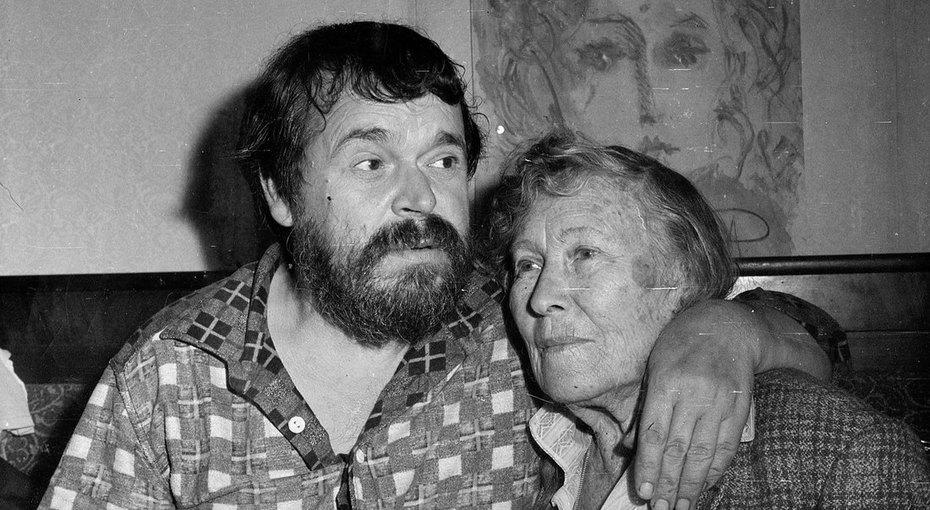 Ксения Асеева иАнатолий Зверев: «Старуха, я тебя люблю!»