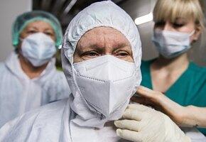 Терапевт Василий Купрейчик: «Герои сегодня те, кто работает с пациентами не в ковидных зонах»