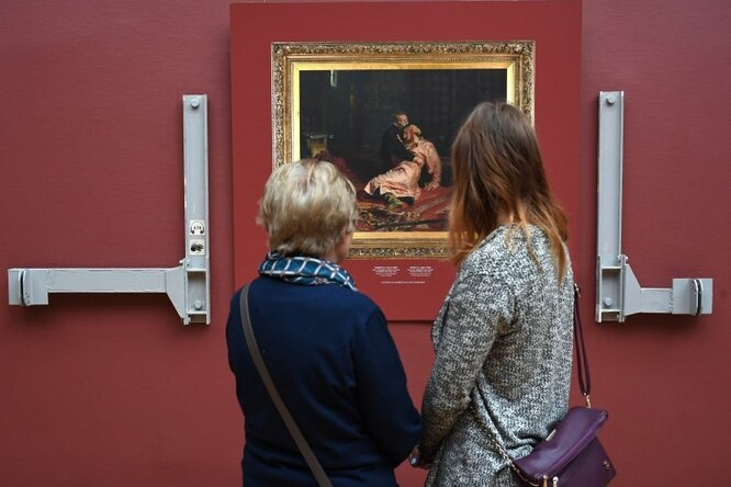 Как похищали ипортили лучшие картины внаших музеях: реальные истории