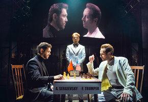 Премьера мюзикла «Шахматы»: зал десять минут аплодировал стоя