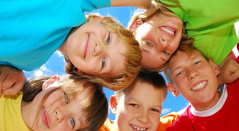 В России имире отмечают День защиты детей