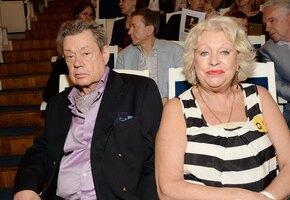 Отлично выглядит: похудевшую вдову Николая Караченцова не узнать