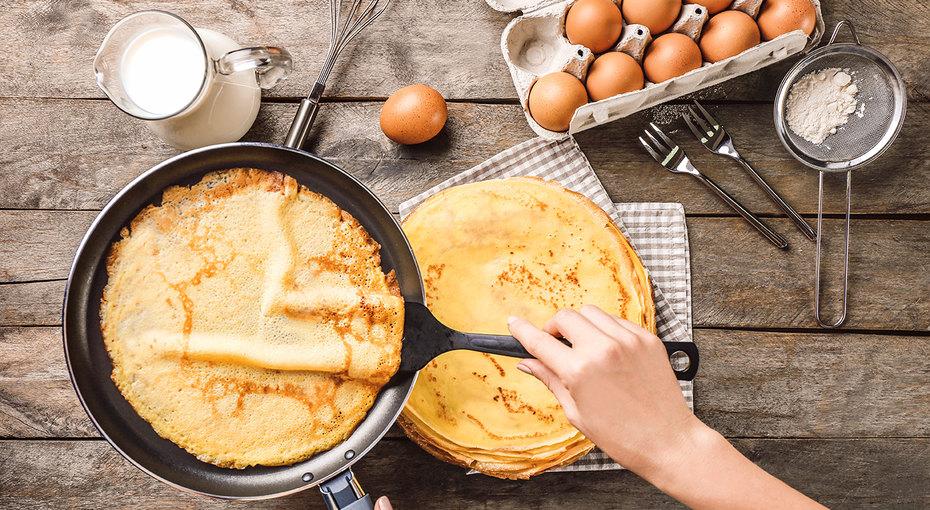 Какой должна быть сковорода, чтобы печь идеальные блины.