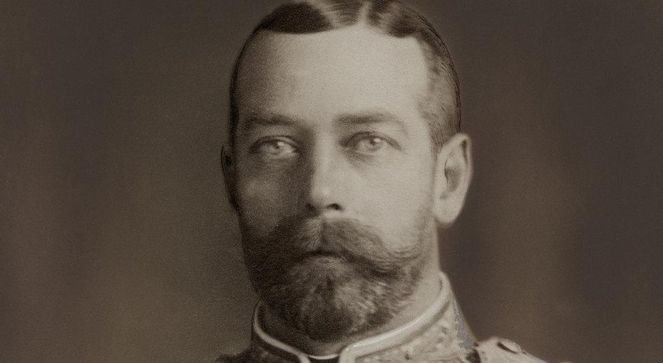 Король поневоле. История Георга V