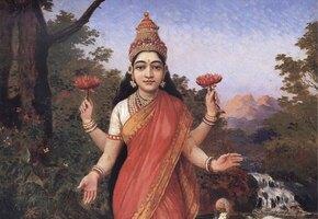 Богиня удачи и женской силы: за что Лакшми почитают в Индии