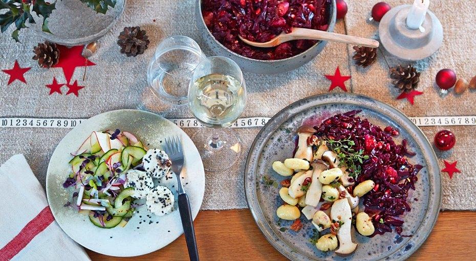 На что заменить самые калорийные продукты запраздничным столом?