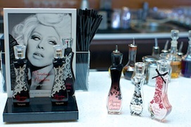 Новый аромат Unforgettable by Christina Aguilera