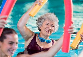 Спорт в 60 лет: самые эффективные и безопасные упражнения
