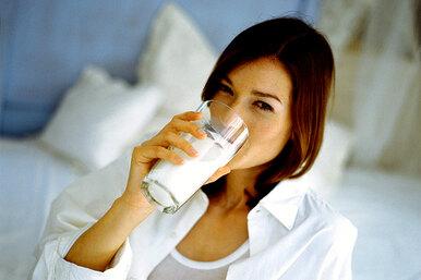 Молочная диета. Голодать непридётся!