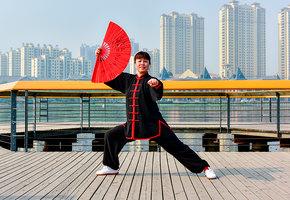 Как активировать иммунитет за пять минут в день при помощи китайской гимнастики