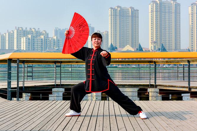 Как активировать иммунитет запять минут вдень припомощи китайской гимнастики