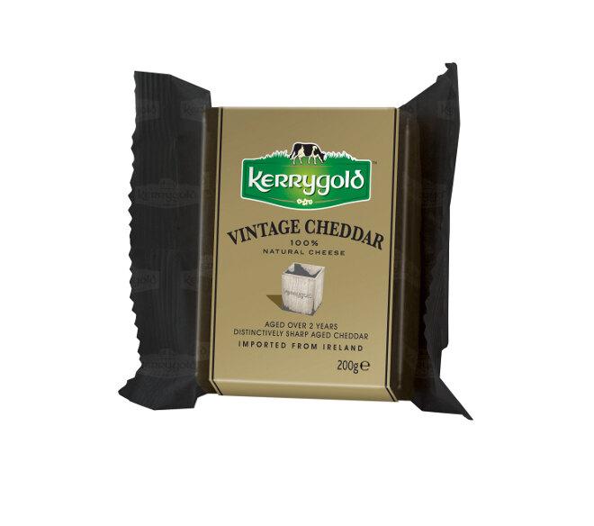 Винтажный чеддер Kerrygold, 200 г