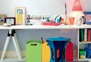 Правила организации детской комнаты для школьника
