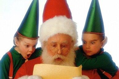 Верят ли дети вДеда Мороза?