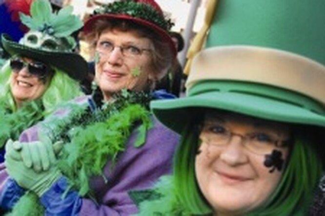 Неделя Ирландии вРоссии