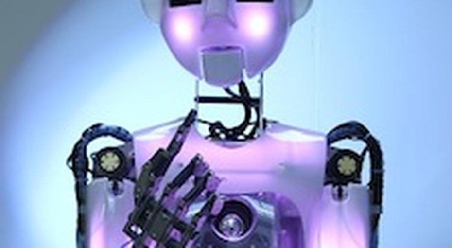 Международный слет роботов вМоскве