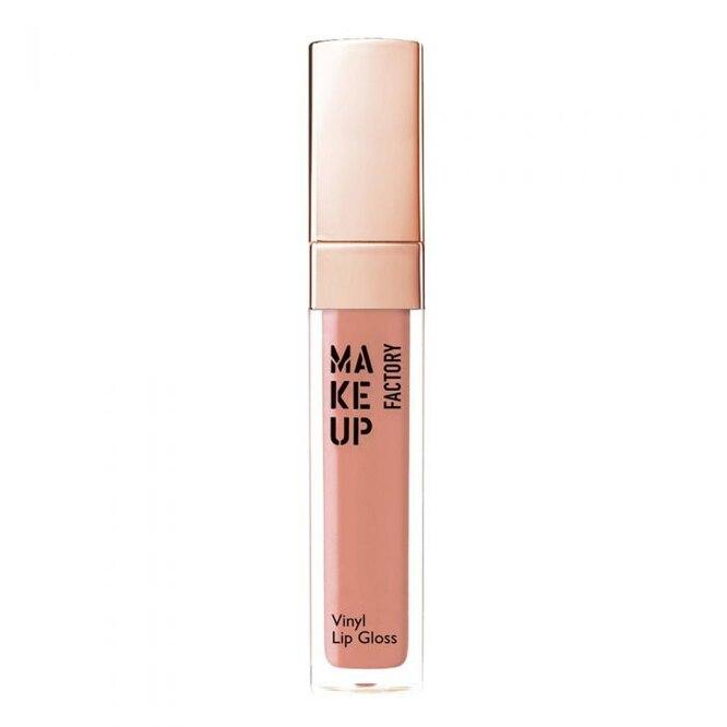 Блеск для губ Vinyl Lip Gloss, Make Up Factory, 955 руб