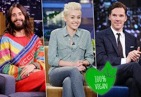 Зеленые богини и боги: звезды, которые не едят мясо