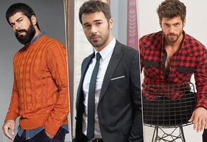 Ах, что за красавчики! Семерка самых горячих турецких актеров