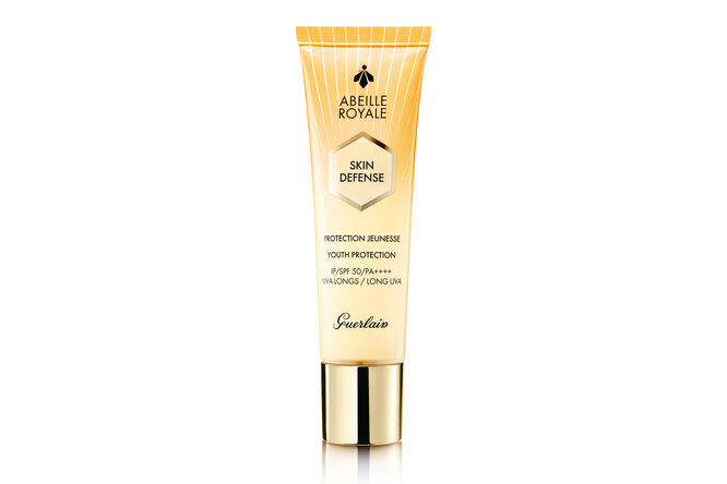 Защитное средство Abeille Royale Skin Defense SPF 50 PA++++, Guerlain