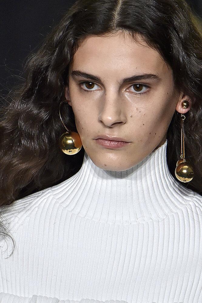 Carolina Herrera, осень-зима 2019
