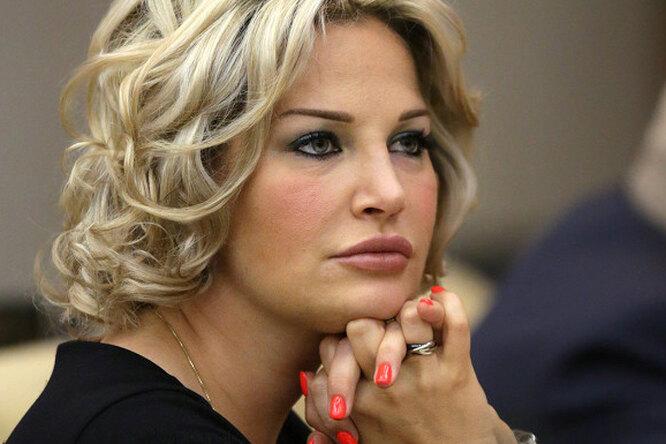 Мария Максакова рассказала отом, как потеряла ребенка