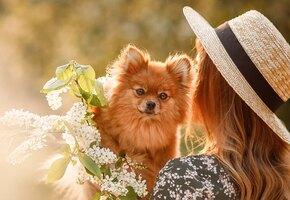 «Поездки с собакой – это счастье!»