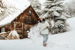 Что полезного можно сделать длядачи зимой?