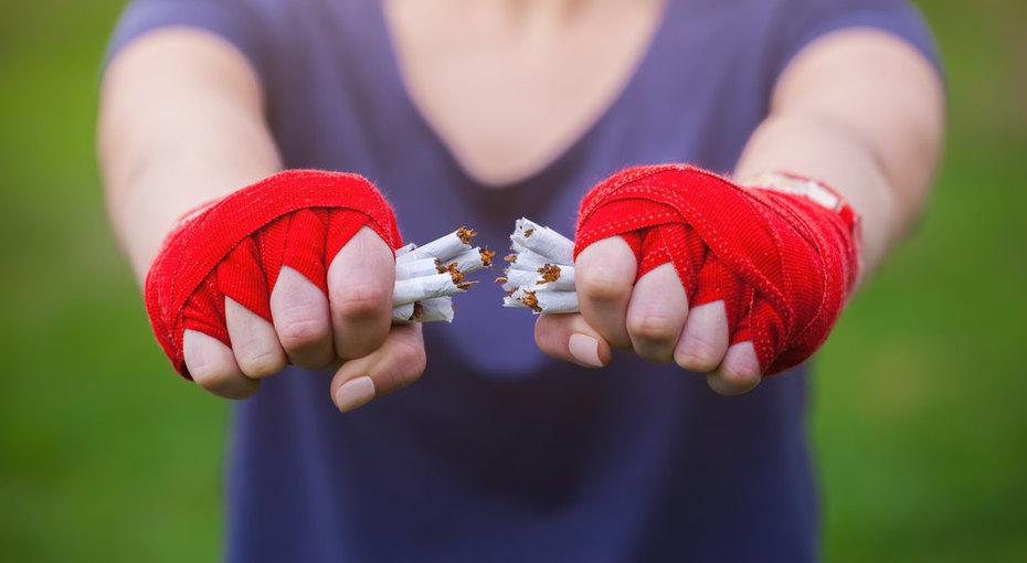 Бросили курить? 5 советов, которые помогут ненабрать вес