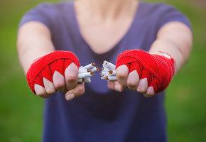 Бросили курить? 5 советов, которые помогут не набрать вес