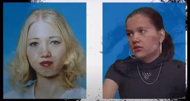 "Лена и Катя, узницы ""скопинского маньяка"". Кадр YouTube  фото"