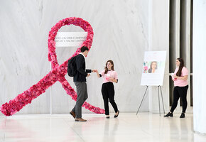 Каждые 19 секунд одной женщине в мире ставят диагноз «рак молочной железы»