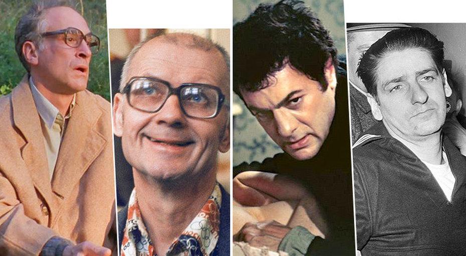 Как будто вкино: маньяки иззнаменитых фильмов - как они  выглядели вреальности?
