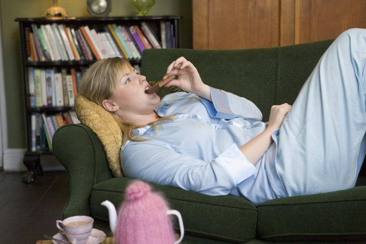 сбросить лишний вес в домашних условиях женщине еэс