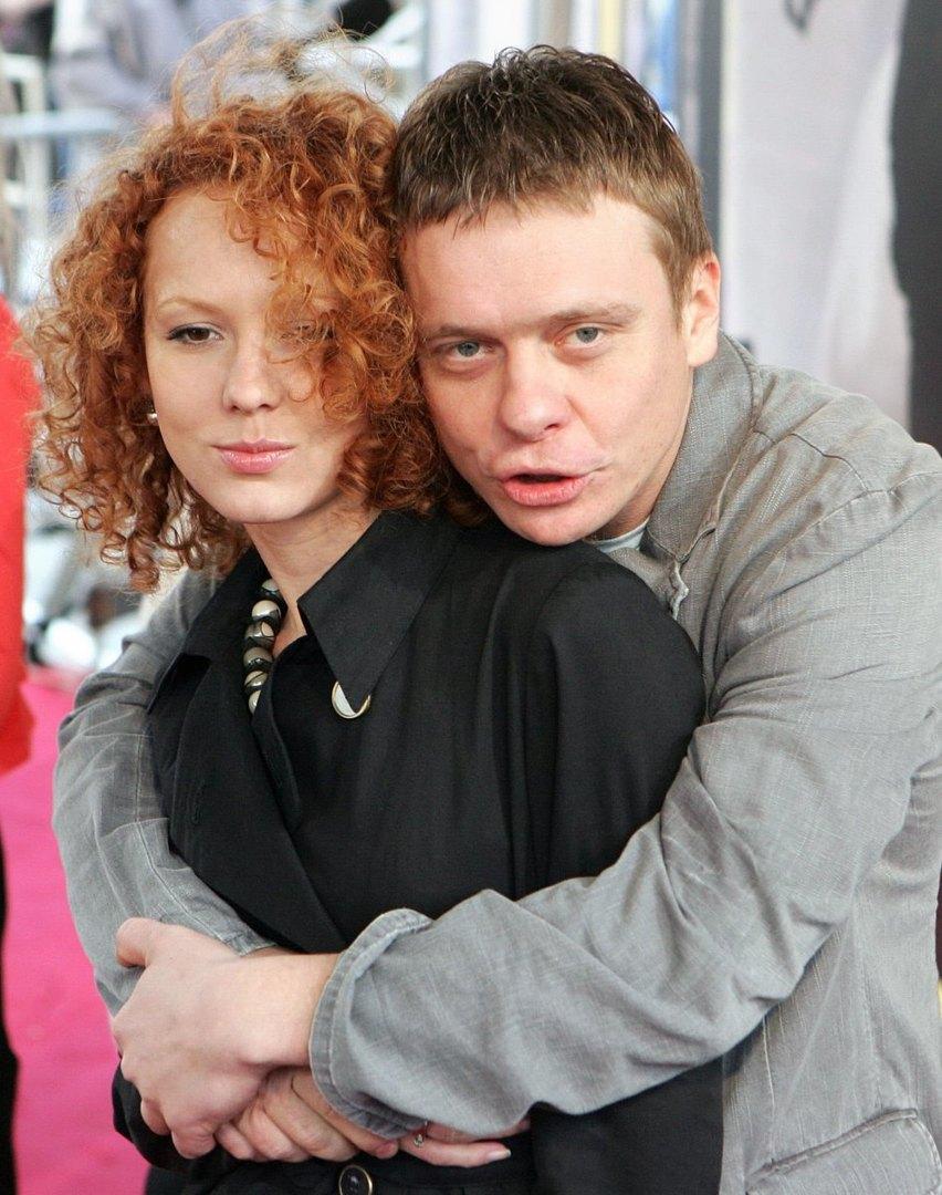 Павел Майков иМария Саффо