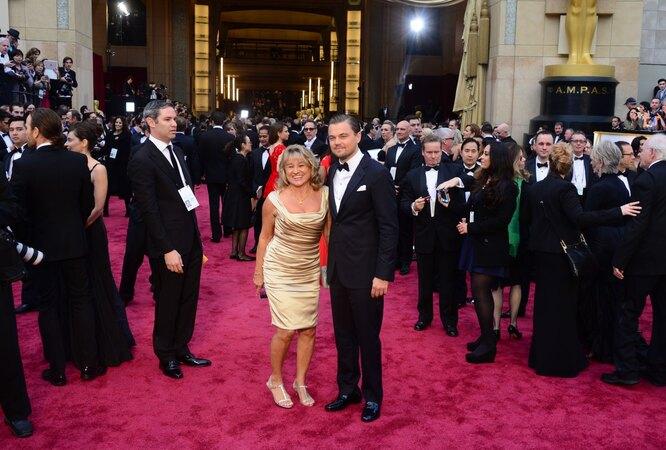 2014 На церемонии вручения Оскара