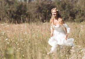 Невеста пробежит 10 километров утром перед свадьбой